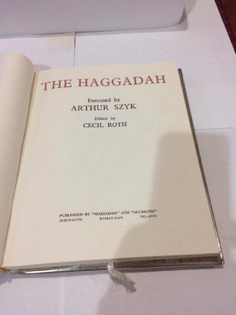 The Haggadah By Arthur Szyk And Cecil Roth - 3