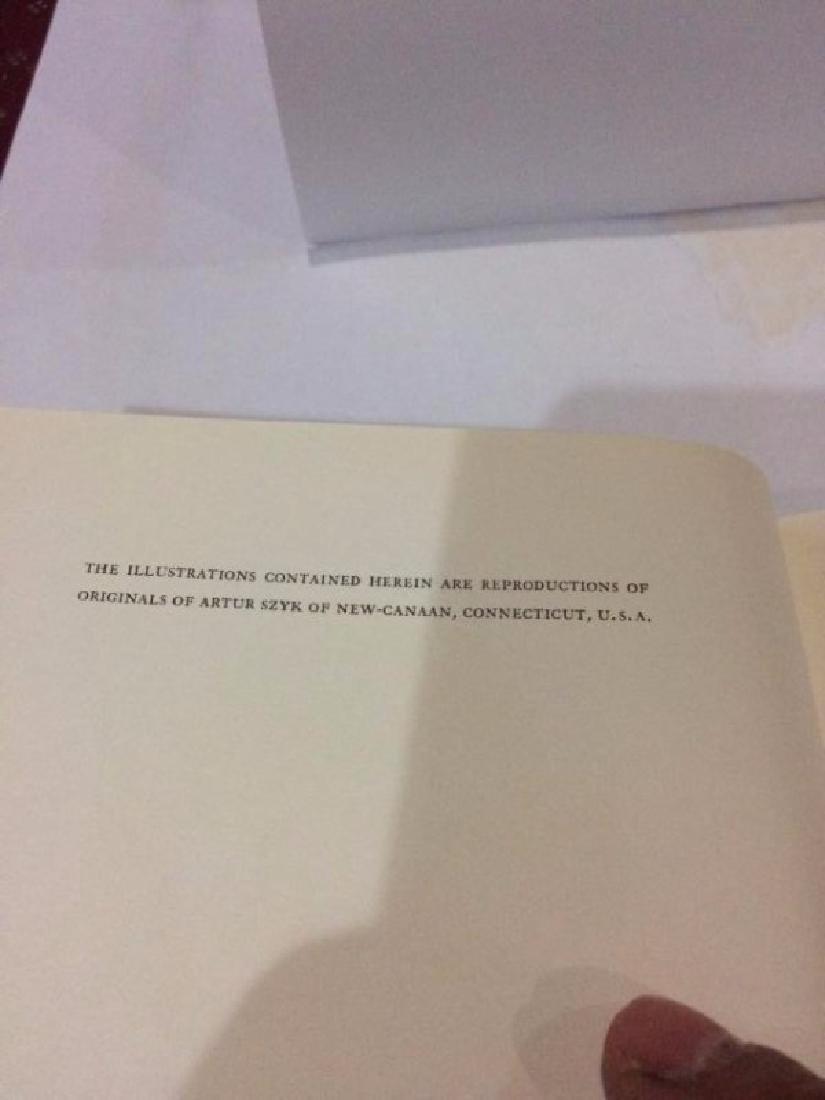 The Haggadah By Arthur Szyk And Cecil Roth - 4