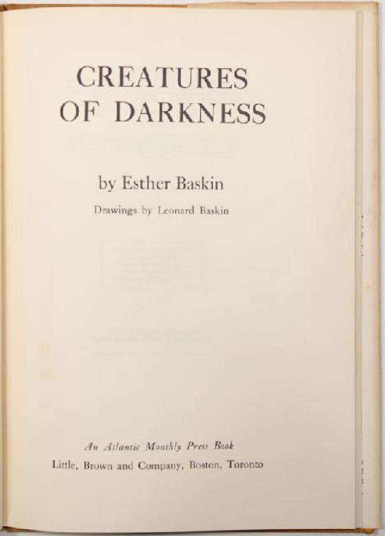 Creatures Of Darkness, 1st Edition - 4
