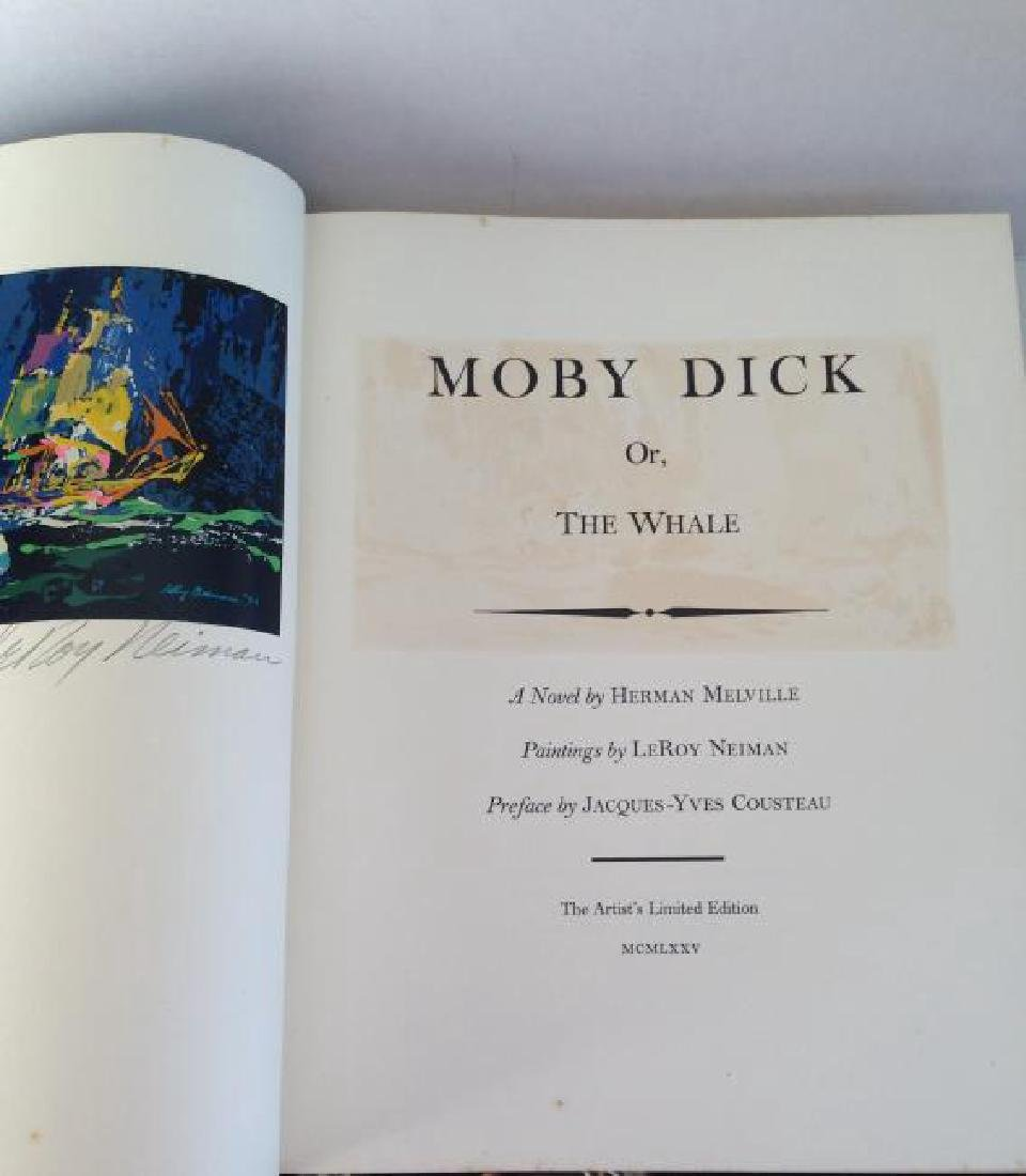Moby Dick, Ltd. Ed. By Herman Melville - 3