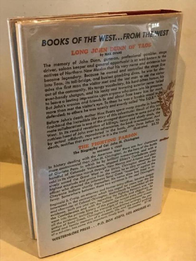 Short Stirrups The Saga Of Doughbelly Price - 2