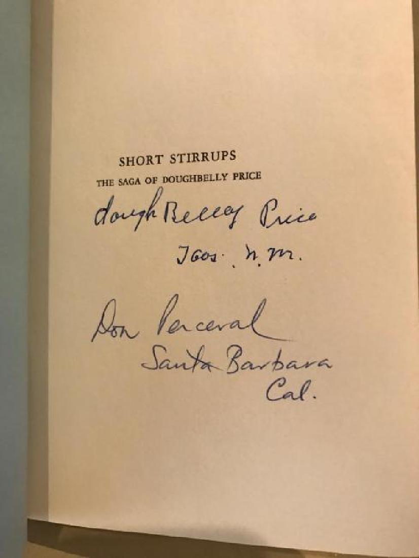 Short Stirrups The Saga Of Doughbelly Price - 6