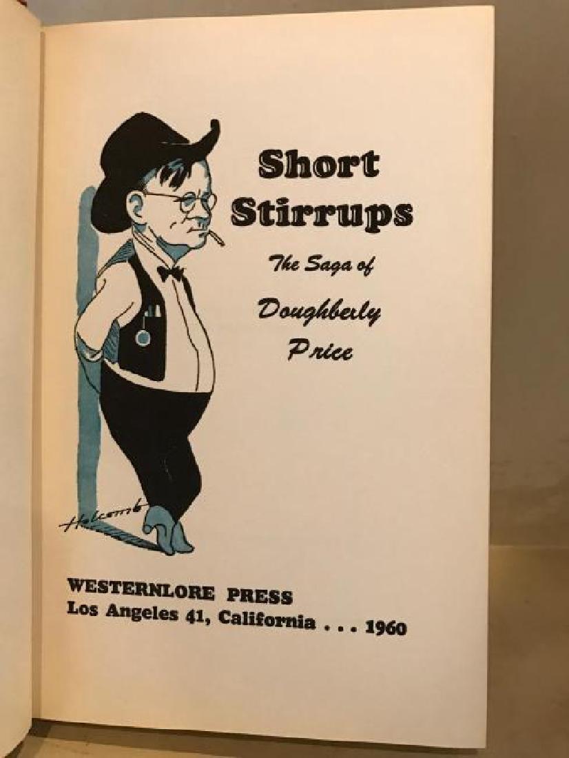Short Stirrups The Saga Of Doughbelly Price - 7