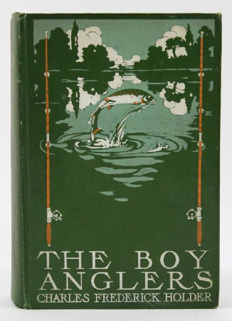 The Boy Anglers, First Printing