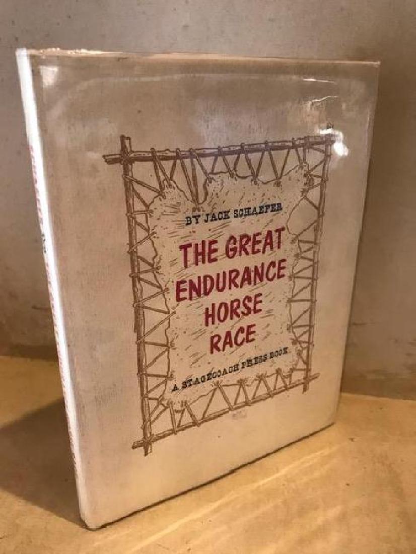 The Great Endurance Horse Race, Jack Schaefer