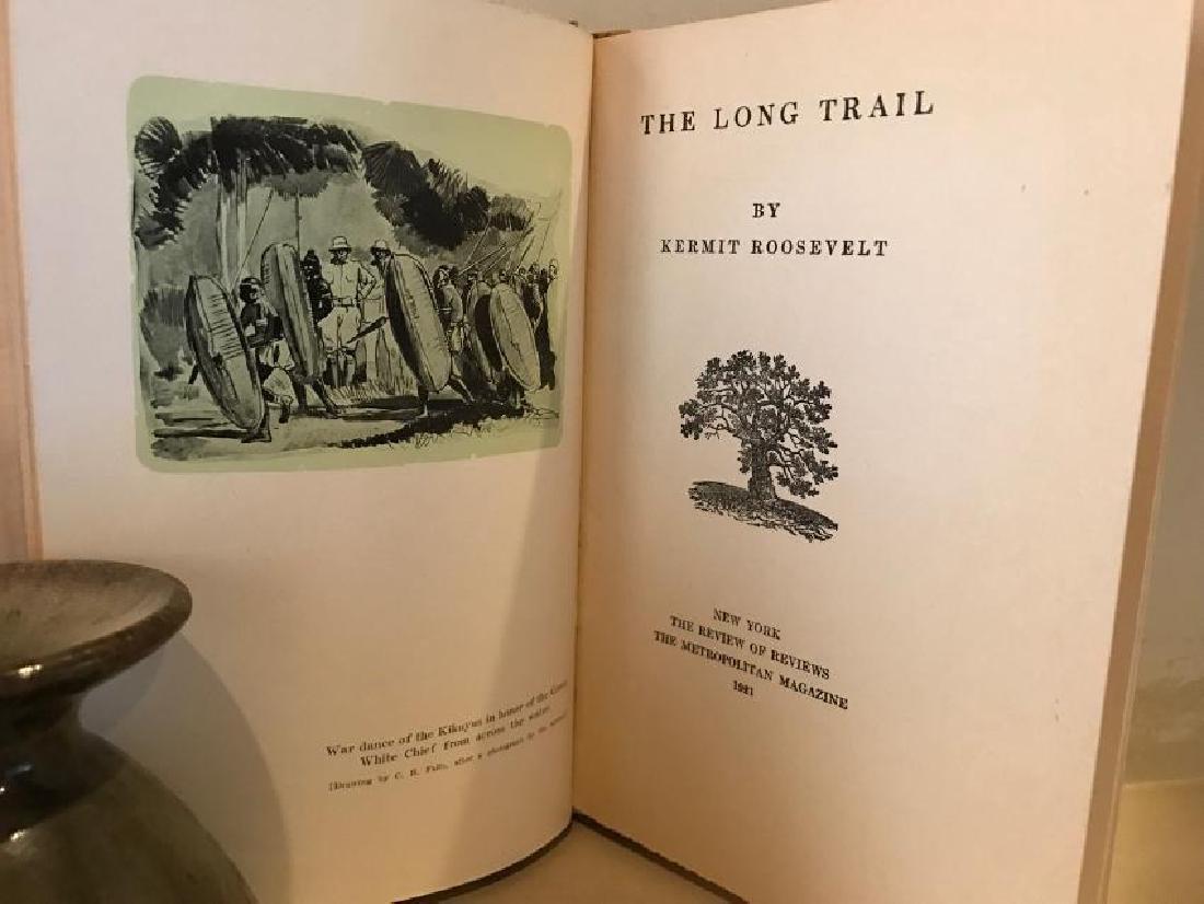 The Long Trail, Kermit Roosevelt - 5