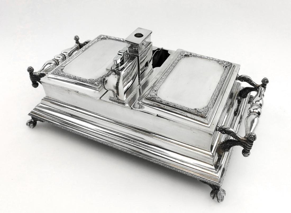 Birks Vintage Solid Silver Smokers Companion, 1947