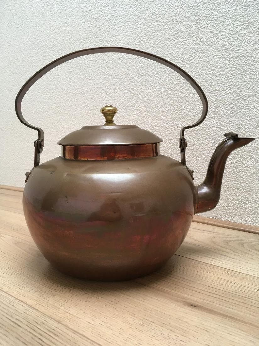 Brass Waterkettle
