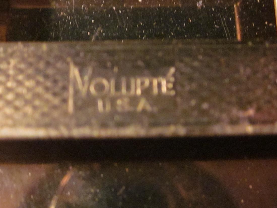 Vintage Volupte Cigarette Case, 1950's - 3