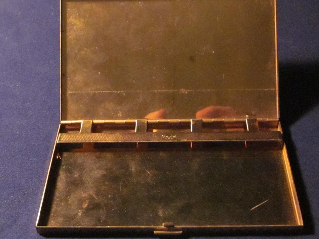 Vintage Volupte Cigarette Case, 1950's - 4