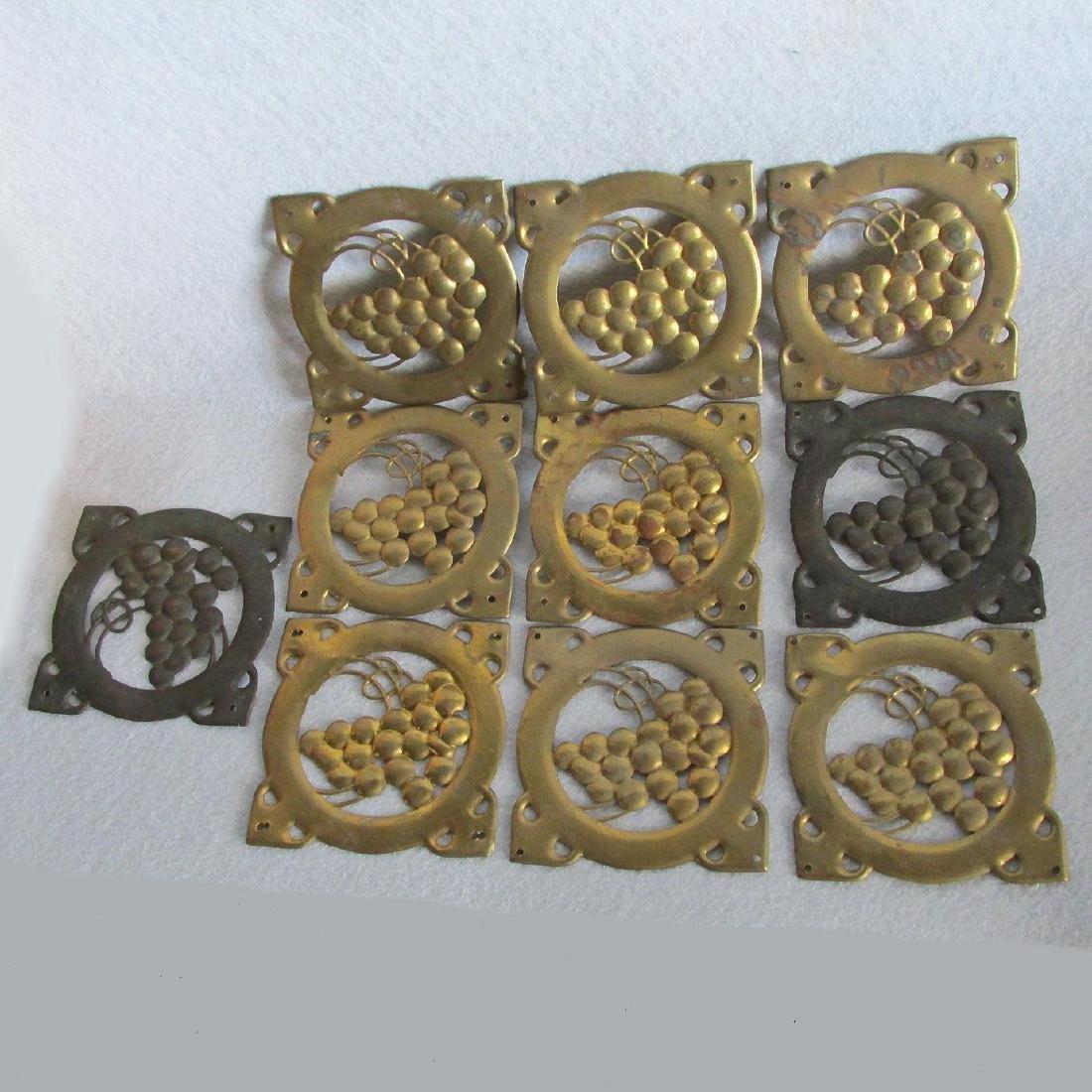 10 Arts & Crafts, Mission Brass Architectural Elements