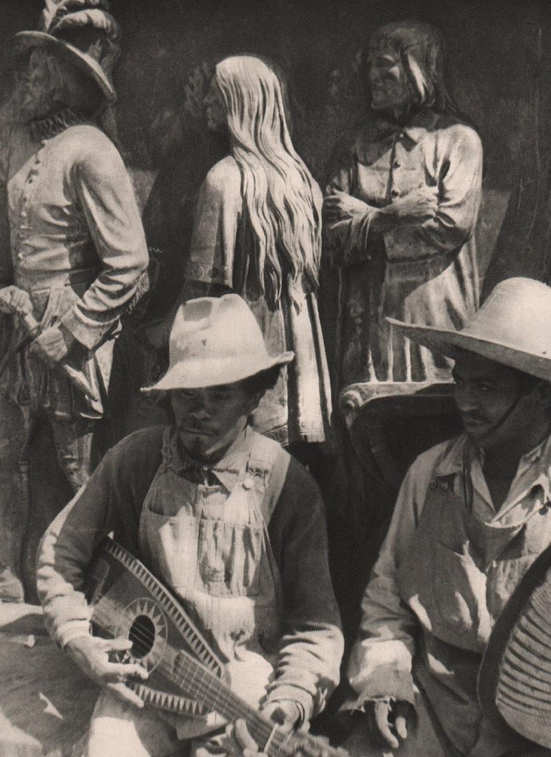 CARTIER-BRESSON - Mexico, 1937