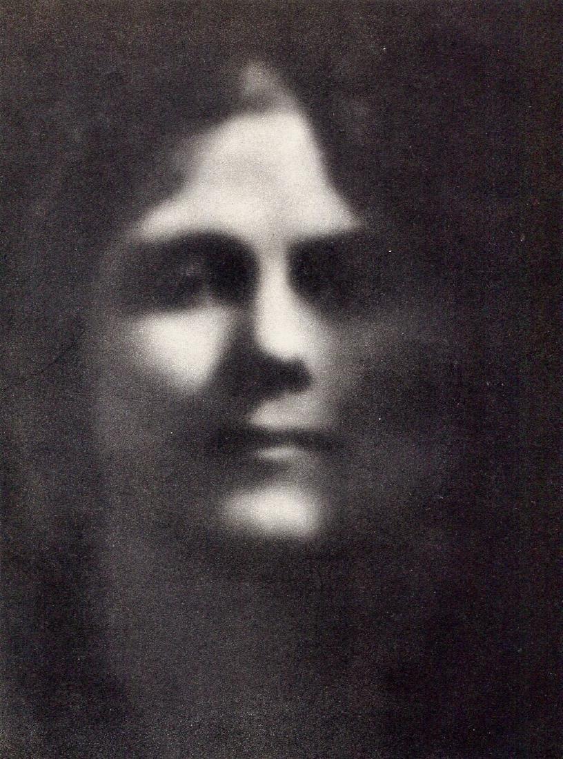 ARNOLD GENTHE - Isadora Duncan