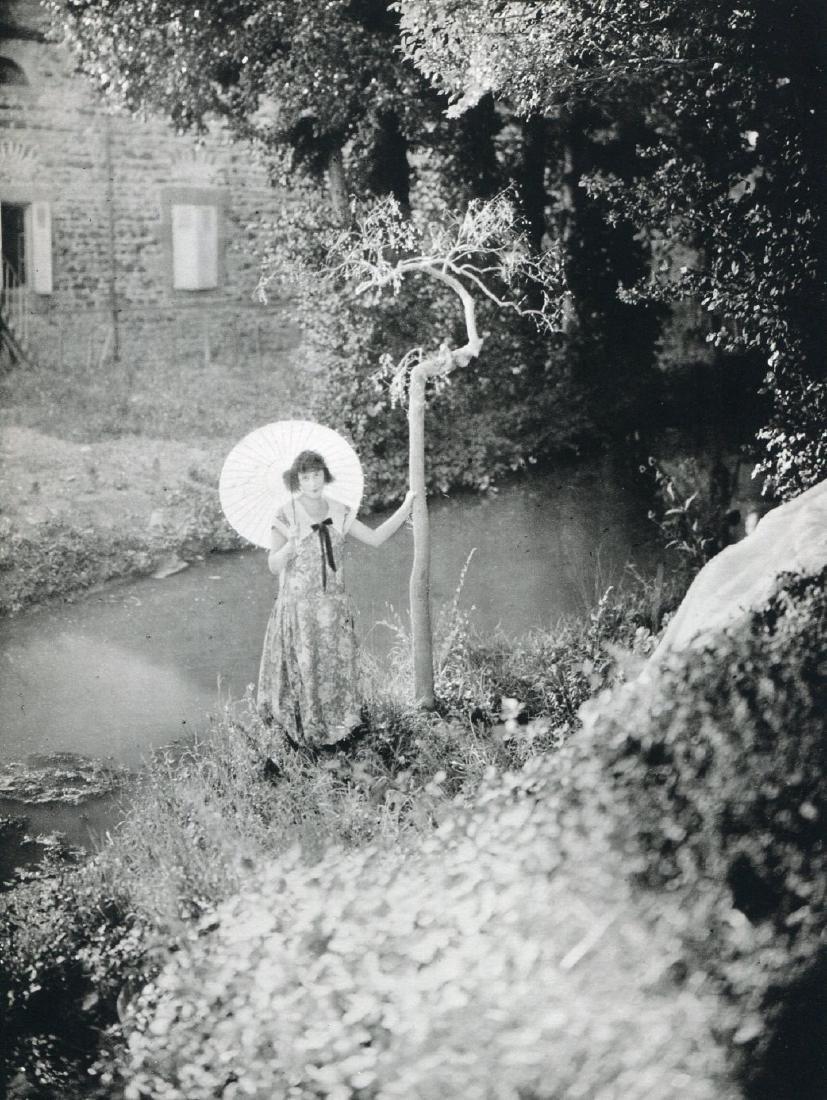 JH LARTIGUE - Bibi at Nice, 1927