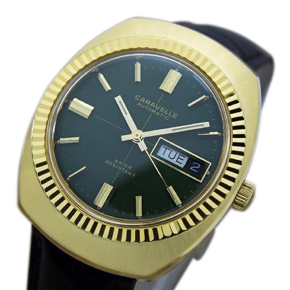 CARAVELLE | Automatic Gold Plated | 1970s