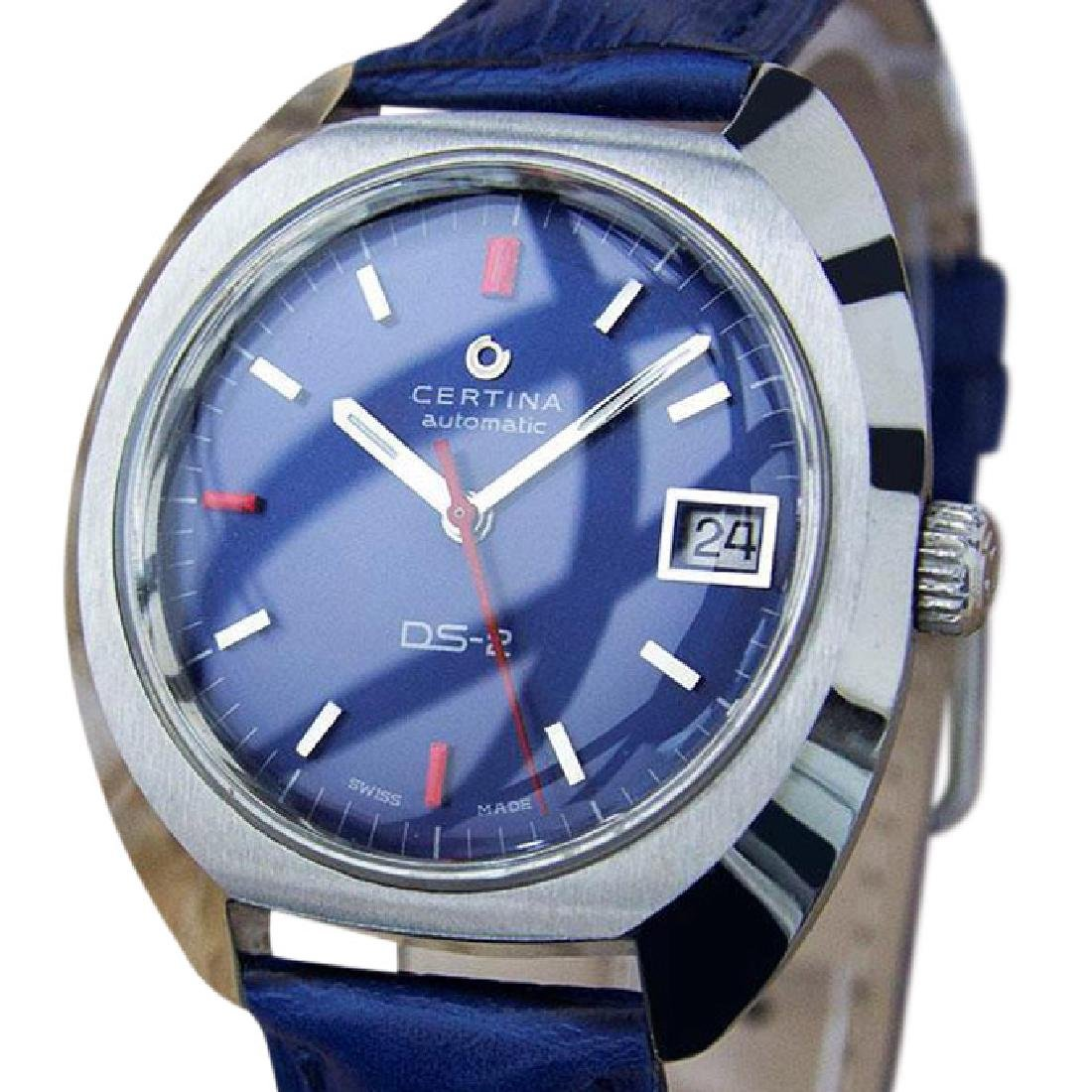 CERTINA | DS2 Swiss Automatic cal 25-651 | 1970s