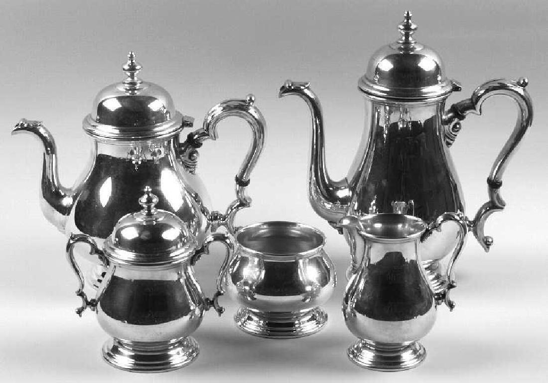 International Kenilworth Sterling Silver Tea/Coffee Set