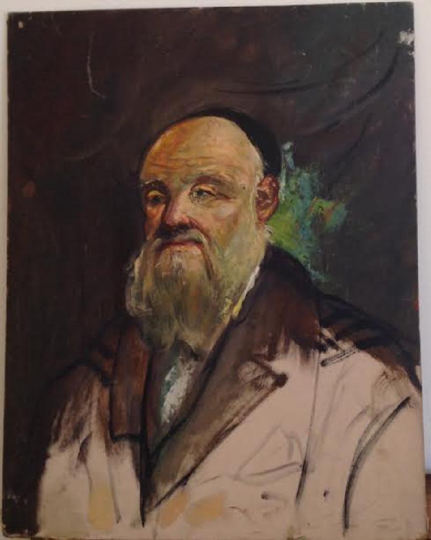 Oil Painting Portrait of a Man
