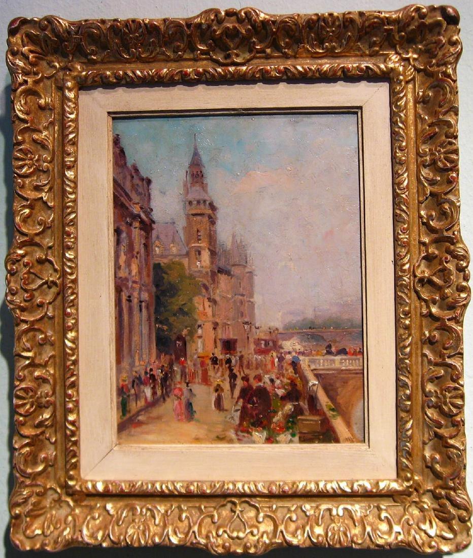 Pietro Scoppetta: Parisian Scene