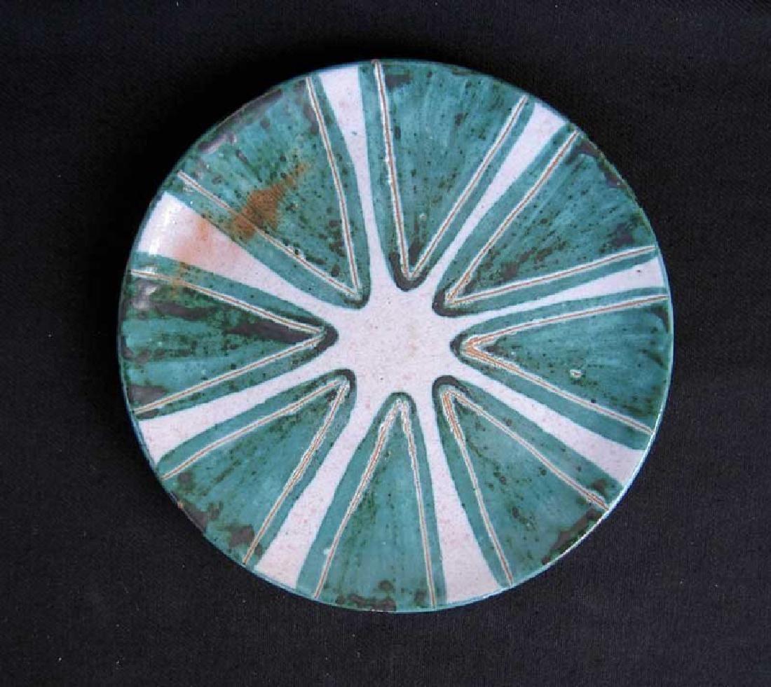Dish By Voltz, Vallauris, C. 1960