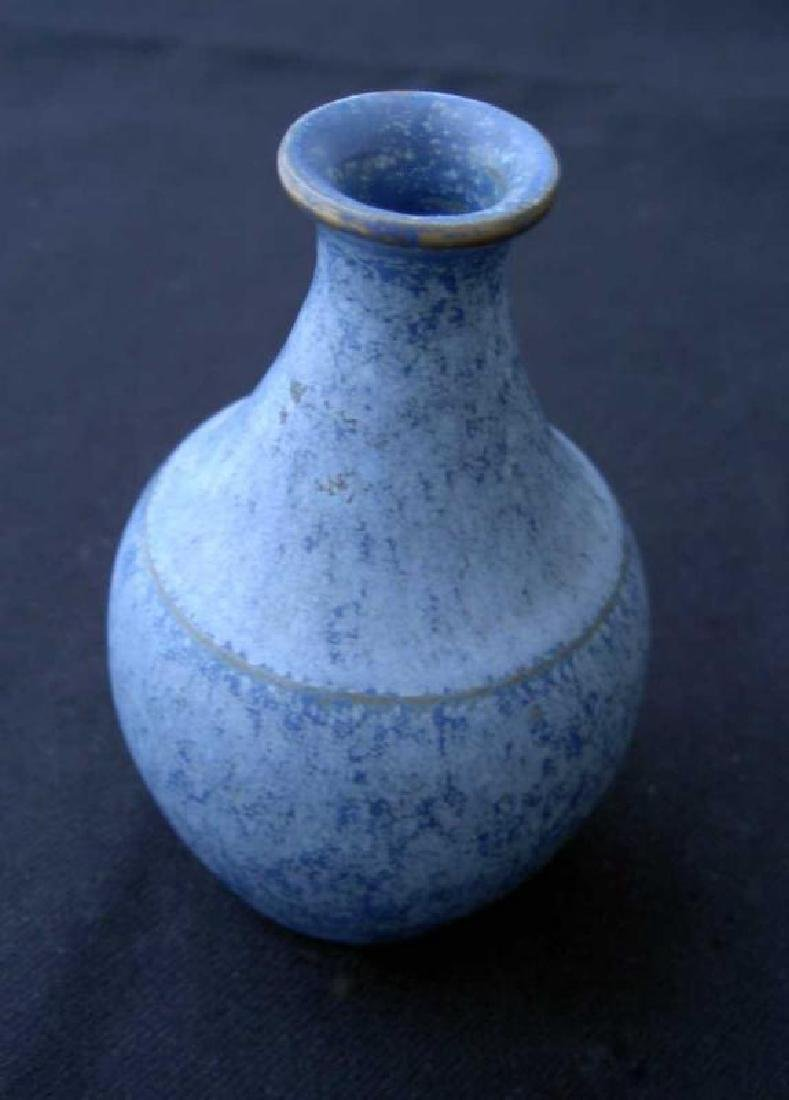 Danish Stoneware: Hjorth Bottle Vase