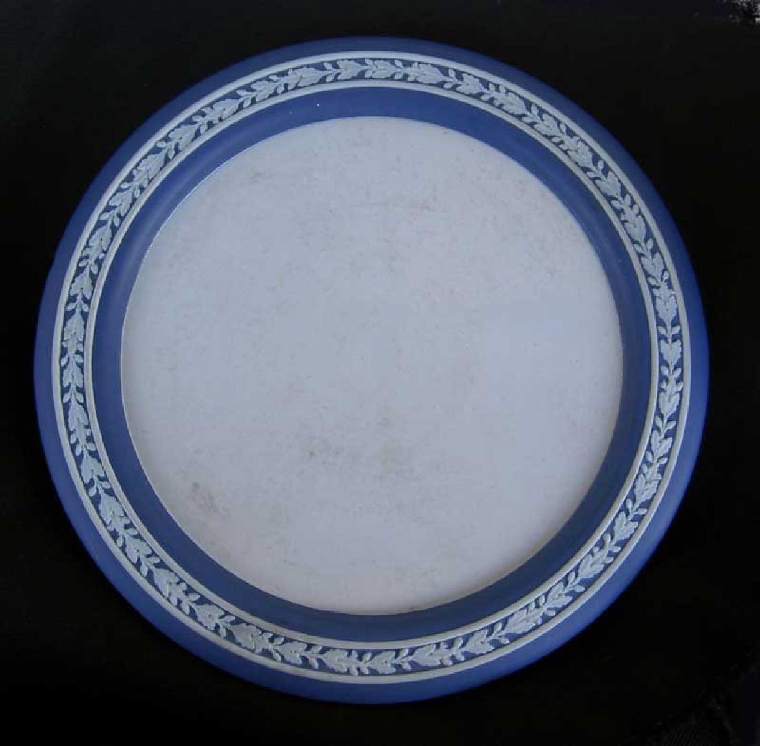 Wedgwood Jasper Ware Cheese Plate