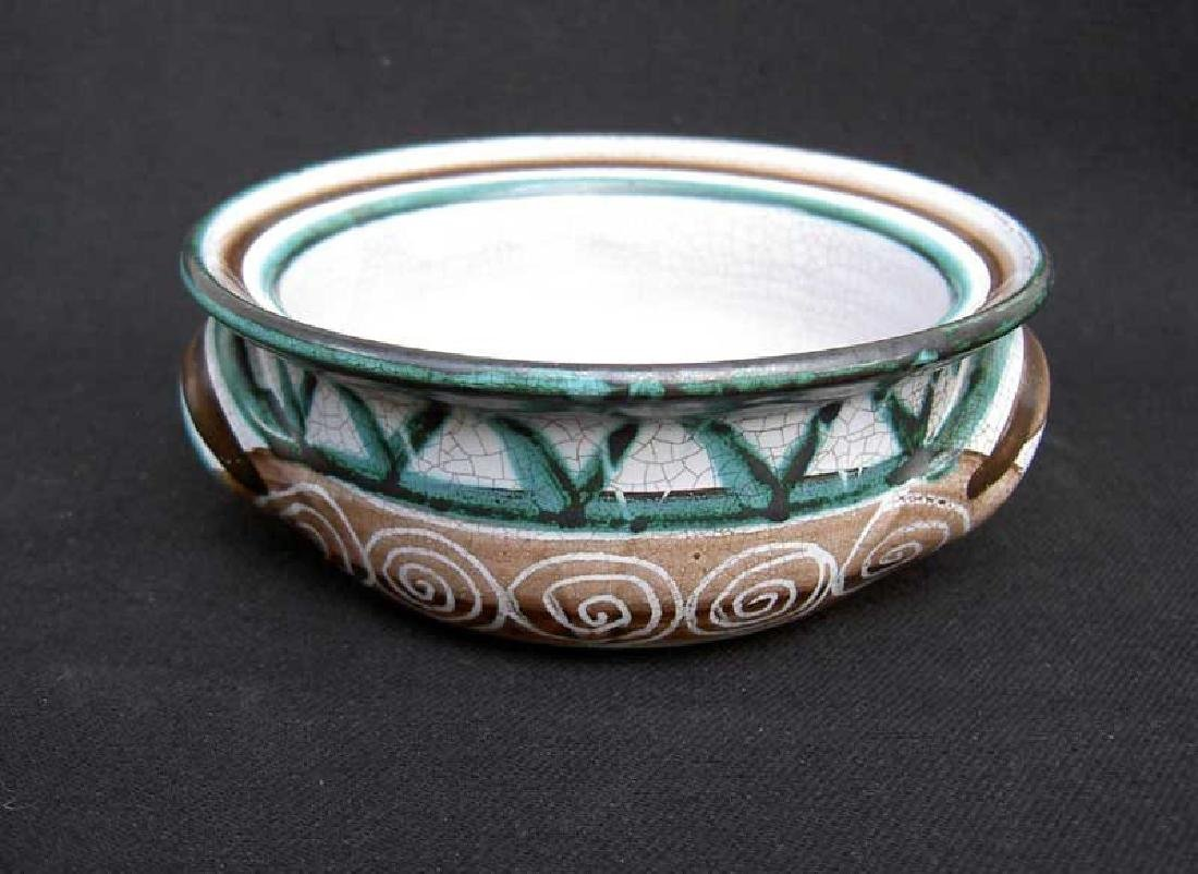 Vallauris Double Handled Bowl By Picault