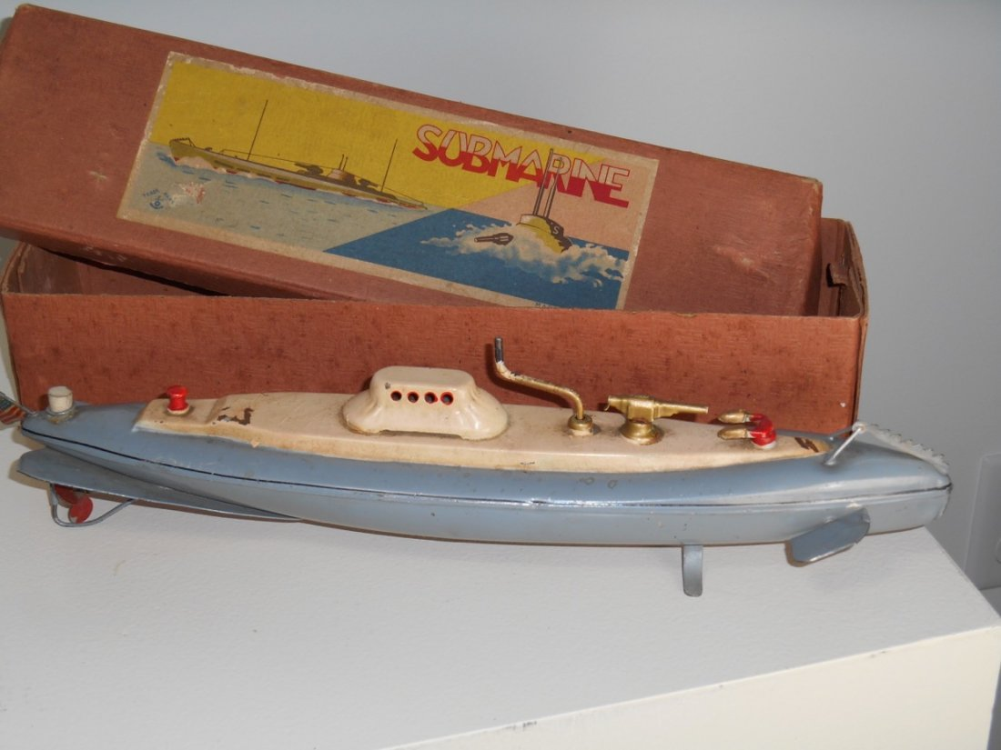 Submarine, Made In Japan For American Market