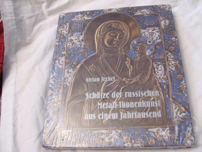 Russian Bronze Crosses Triptychs & Plaques Book