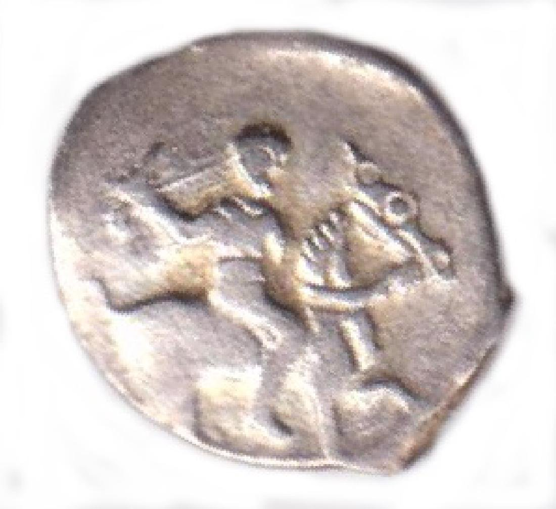 Denga Ivan the Terrible Russian Coin, 1535-84