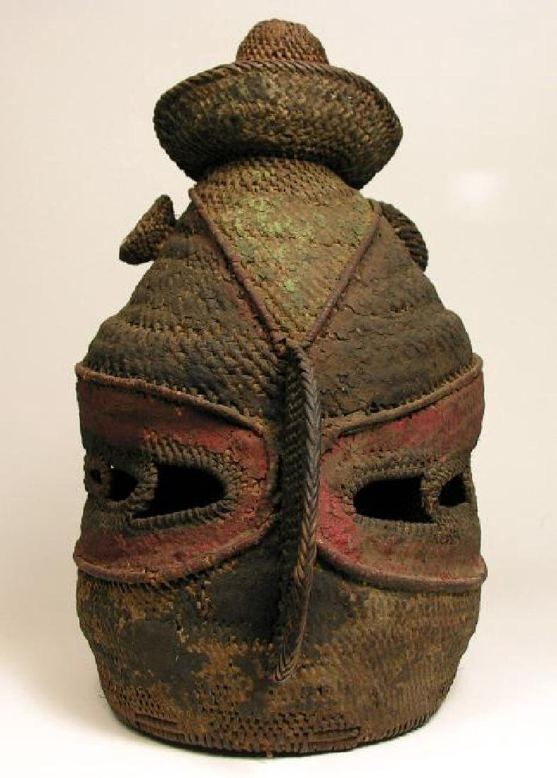 Papua New Guinea Helmet Mask