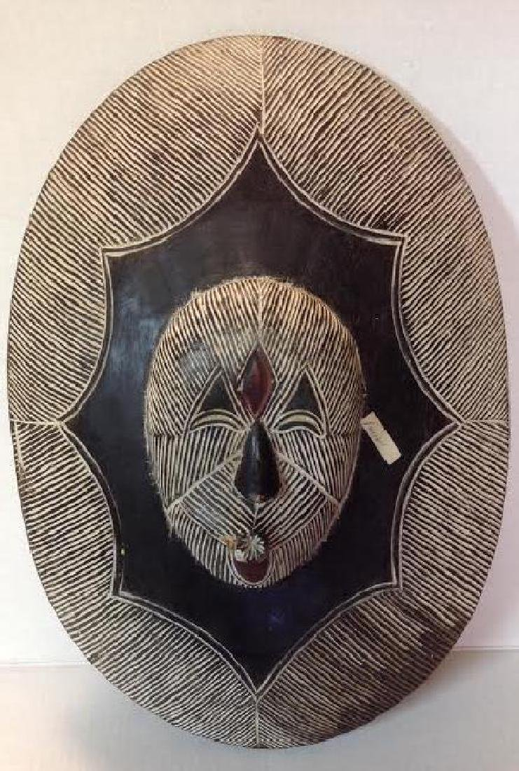 African Warrior Shield, Zaire