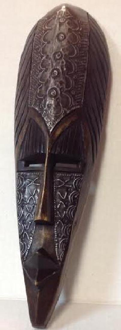 Ashanti, Ghana African Tribal Ceremonial Mask