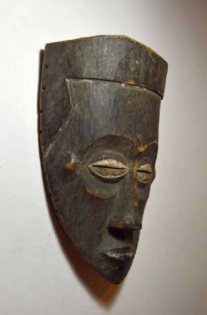 Vintage Kuba African Mask
