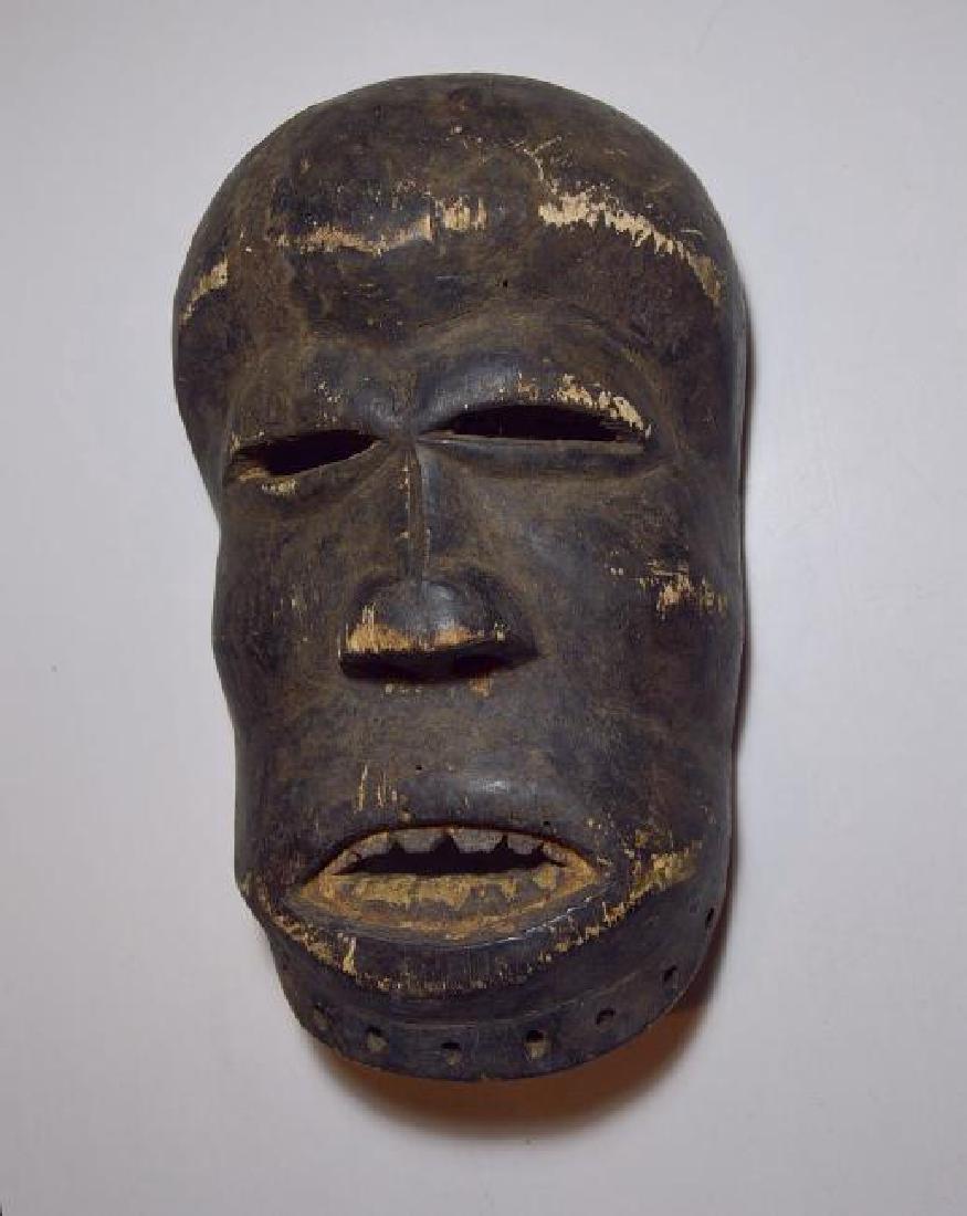 Ibibio African Mask