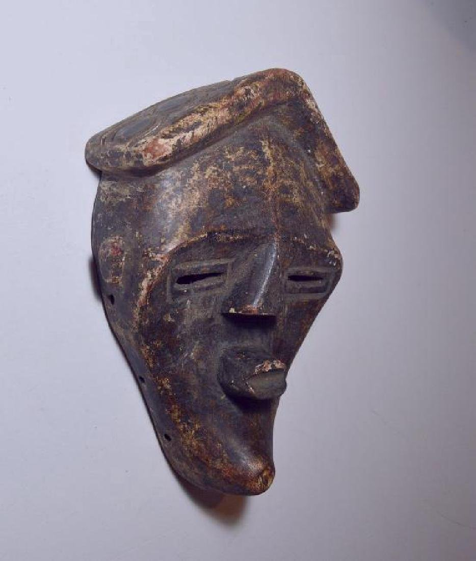 Lulua African Mask