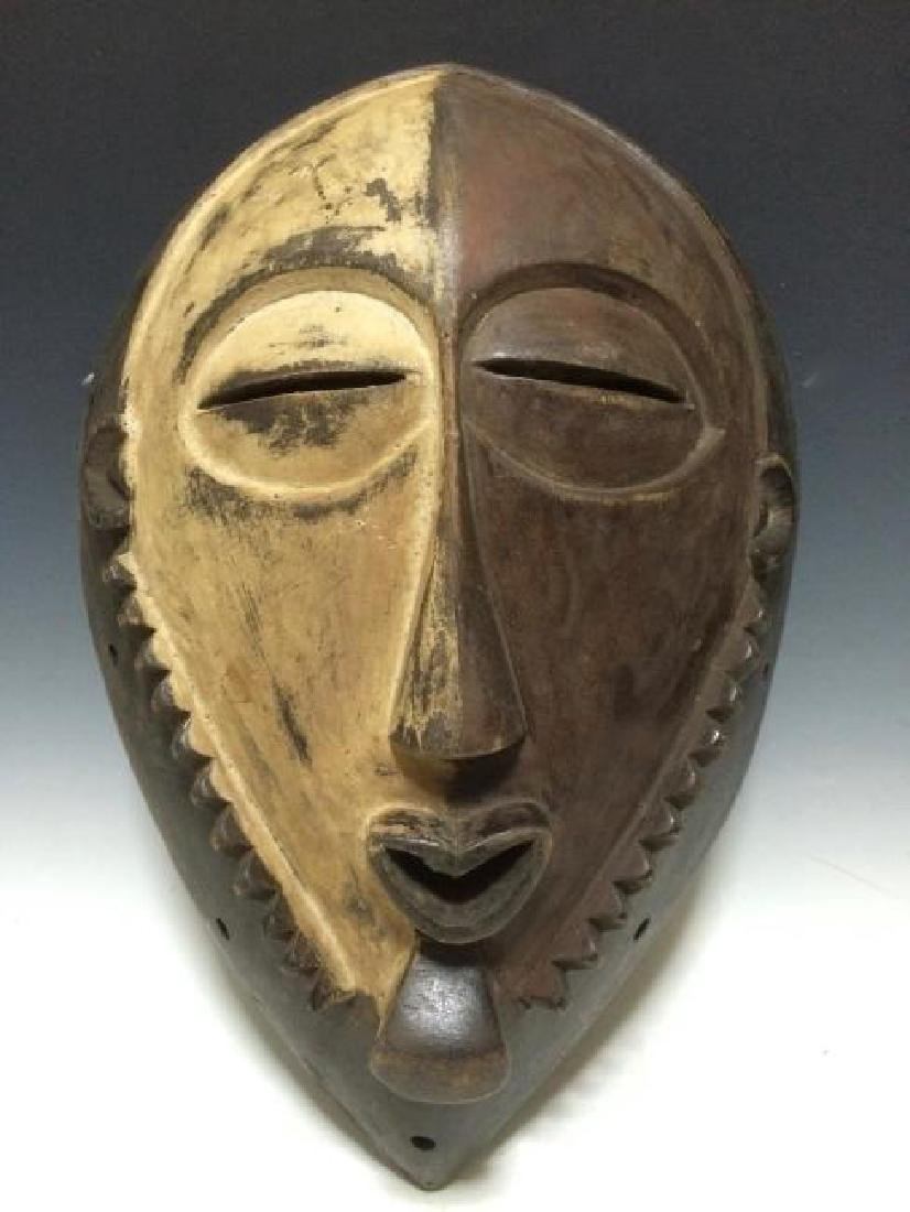 Decorative Hemba Mask from D.R. of Congo