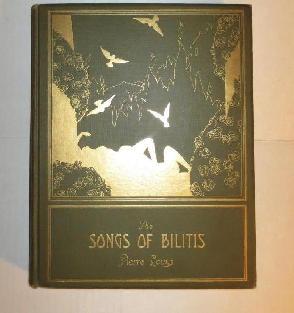 Songs Of Bilitus By Pierre Louys