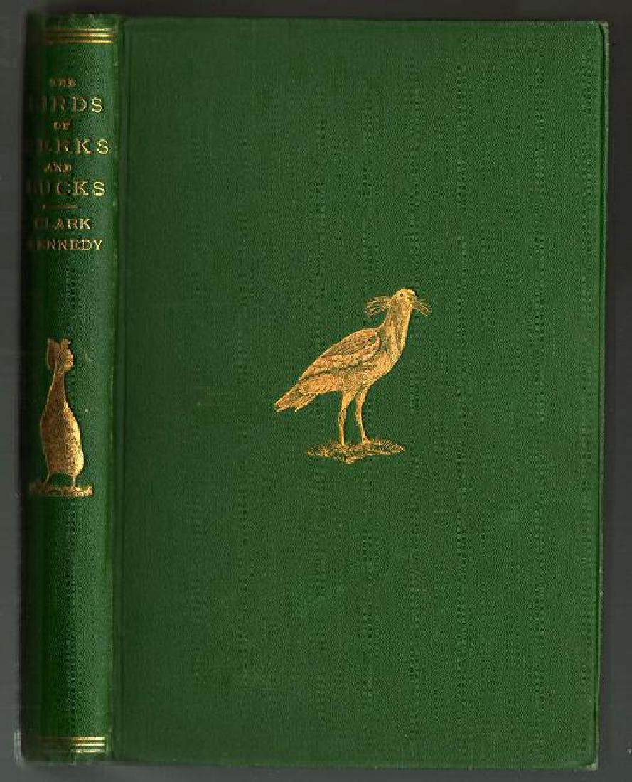 The Birds Of Berkshire And Buckinghamshire