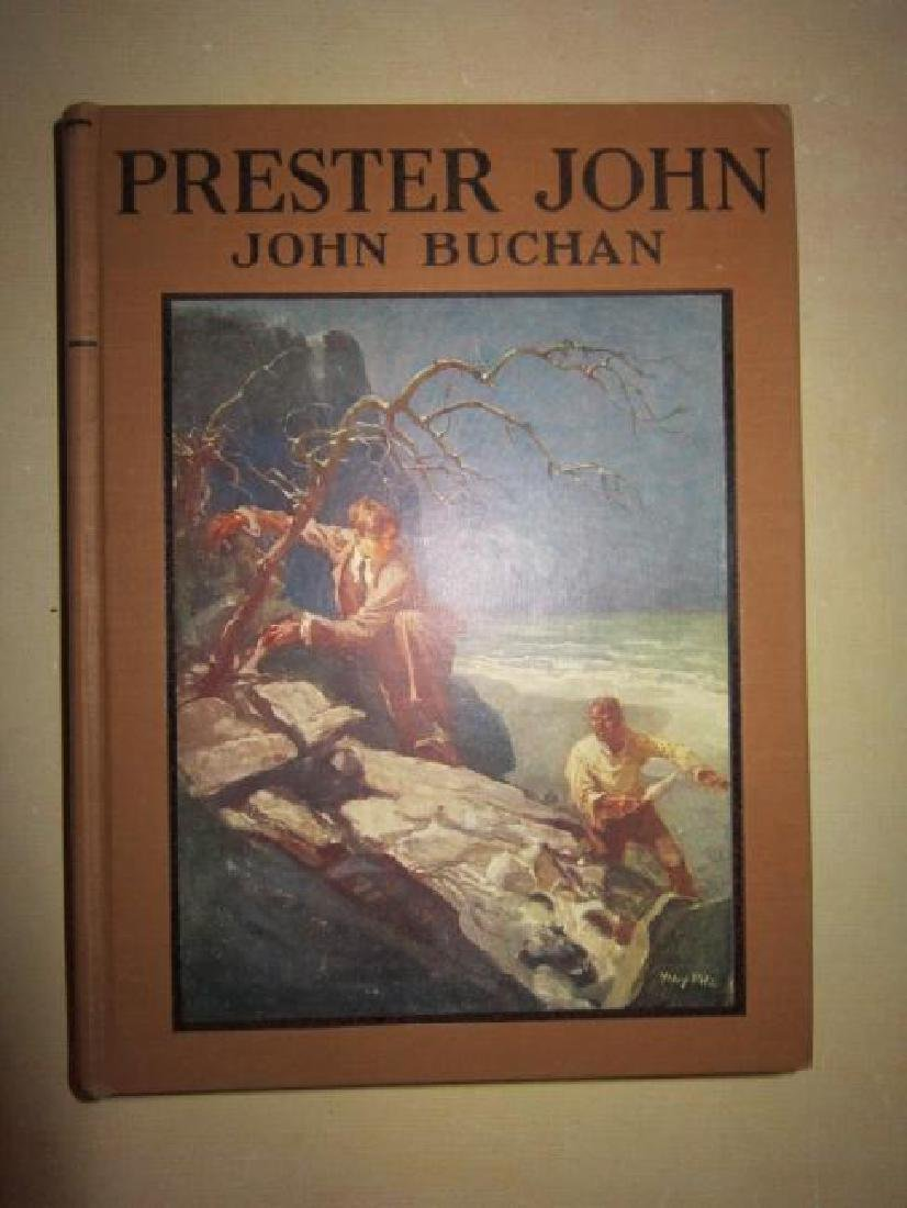 Prester John By J. Buchan 1938 H. Pitz Illustrated