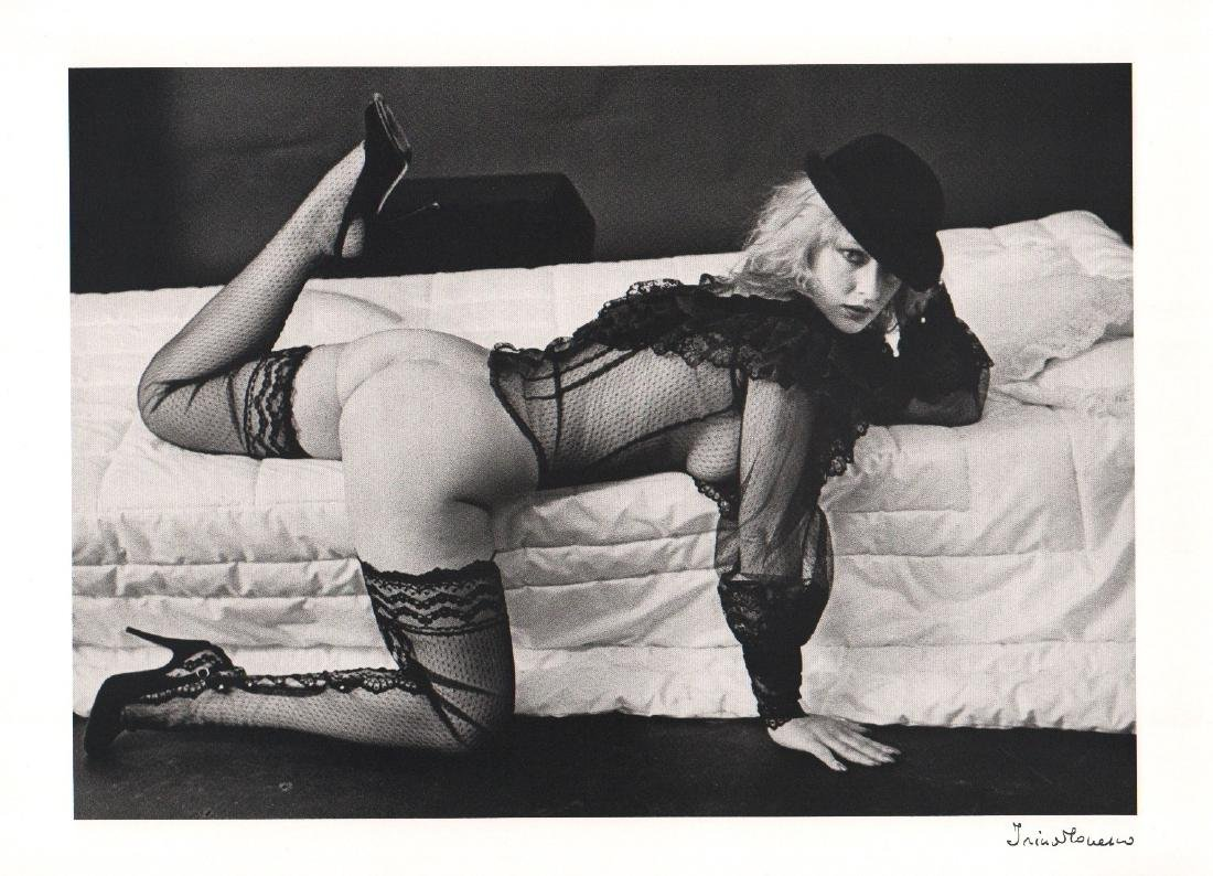 IRINA IONESCO - Aneka & Lubie (signed in the plate)