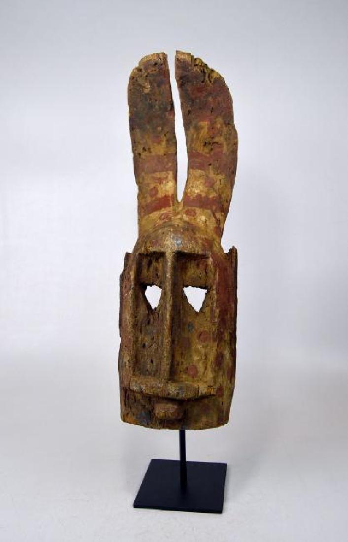 Old Dogon Dyommo Rabbit Mask