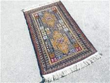 Semi-antique Persian Balouch Rug 3.2x4.1