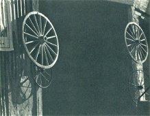 LESLIE GILL - Wagon Wheels