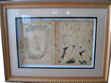 Pablo Picasso: Lithographs III Covers