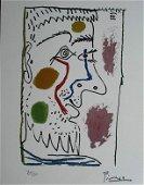 """Pablo Picasso: Suite """"le Gout Du Bonheur"""