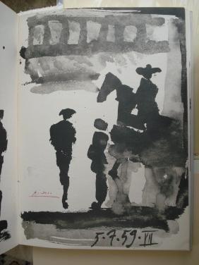 Pablo Picasso: Toros Y Toreros, Signed