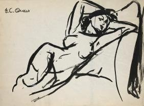 Jose Clemente Orozco: Drawing