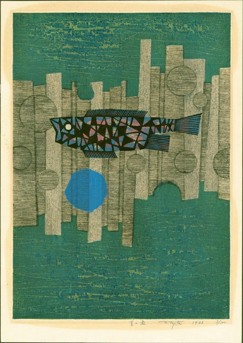 Fujita Fumio: Blue Fish (Aoi Sakana)