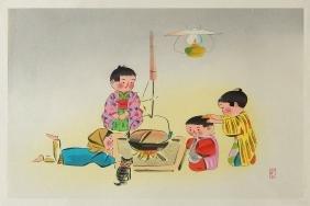 Hitoshi Kiyohara: Meal Preparation